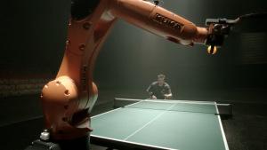 Tenis Homem Vs Robo