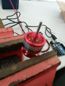Montagem do circuito