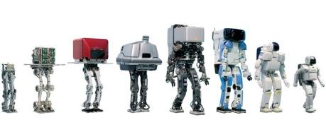 Eles, robôs (por Enio Rodrigo / Ciência e Cultura)